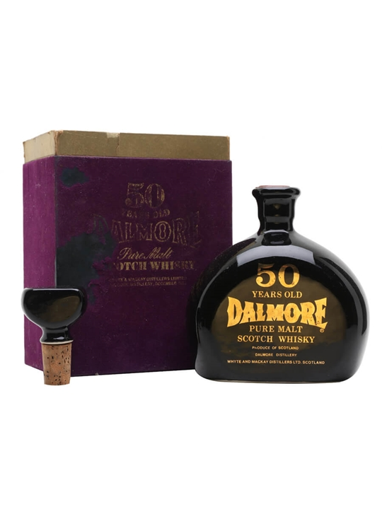 Dalmore 50 Year Old (1926) Highland Single Malt Scotch Whisky