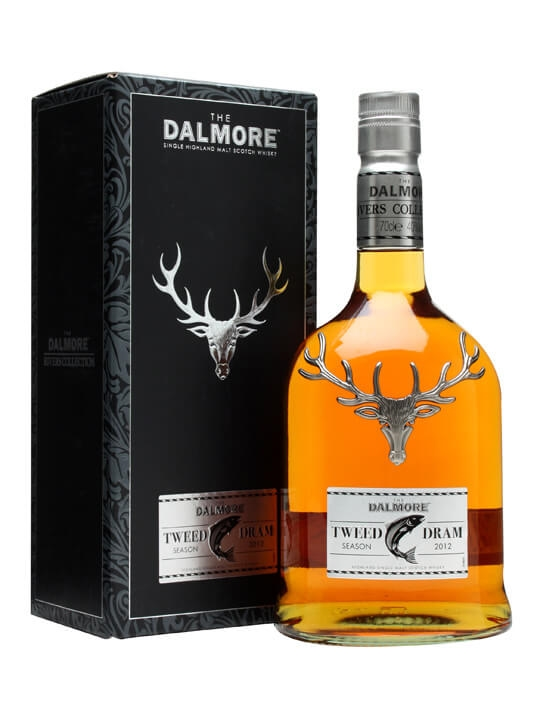 Dalmore Tweed Dram / Rivers Collection Highland Whisky