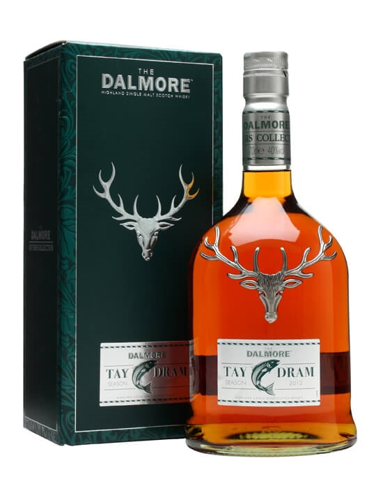 Dalmore Tay Dram / Rivers Collection Highland Whisky