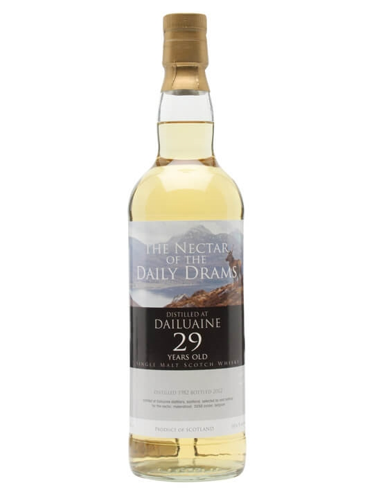 Dailuaine 1982 / 29 Year Old / Nectar of the Daily Drams Speyside Whisky