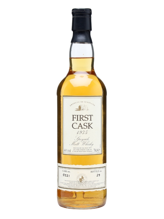 Dailuaine 1975 / 27 Year Old / First Cask #5521 Speyside Whisky