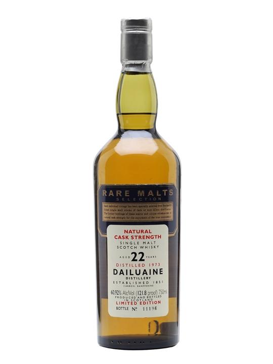Dailuaine 1973 / 22 Year Old Speyside Single Malt Scotch Whisky