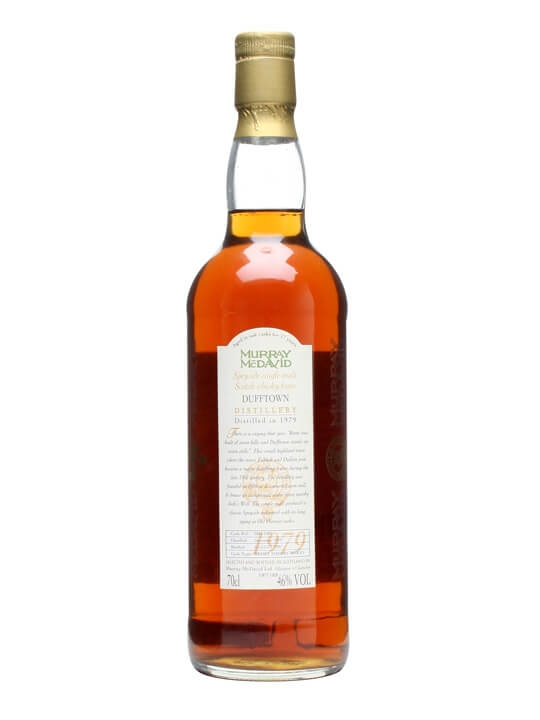 Dufftown 1979 / 17 Year Old / Sherry Cask #mm1489 Speyside Whisky