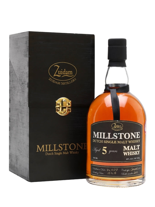 Millstone 5 Year Old Single Malt Whisky