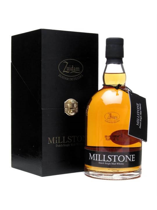 Millstone / Dutch Single Malt / Zuidam Dutch Potstill Malt Whiskey
