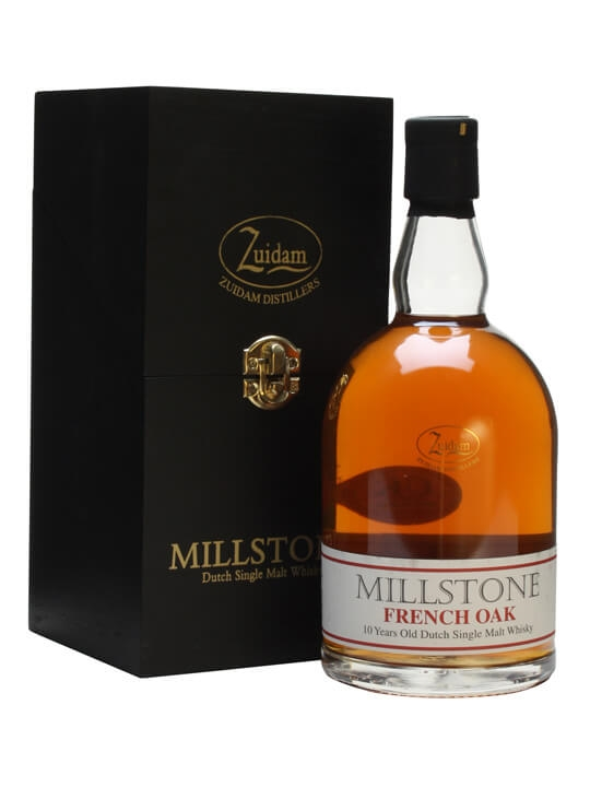 Zuidam Millstone 10 Year Old / French Oak / Cask #354 Dutch Whisky