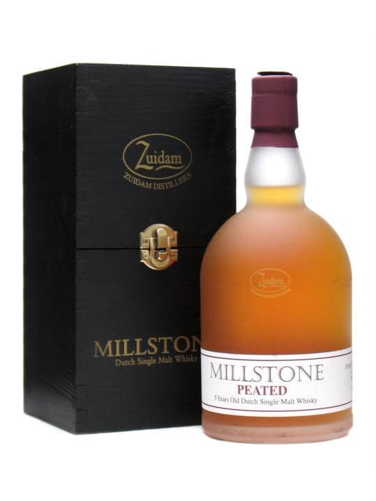 Millstone / 5 Year Old / Peated Single Malt
