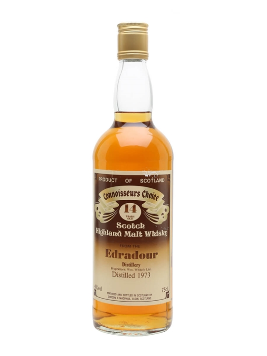 Edradour 1973 / 14 Year Old / Connoisseurs Choice Highland Whisky