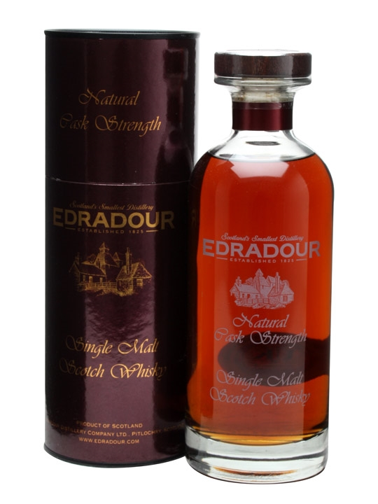 Edradour 1998 / 13 Year Old / Natural Cask #326 Highland Whisky