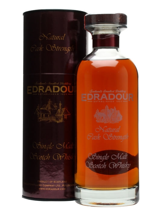 Edradour 1998 / 13 Year Old / Natural Cask #433 Highland Whisky