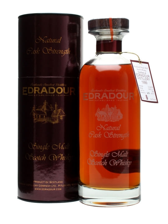 Edradour 1999 / 12 Year Old / Cask #290 Highland Whisky