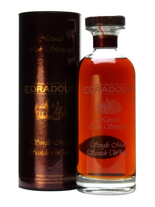 Edradour 1999 / Sherry Cask #230 / Ibisco Decanter Highland Whisky