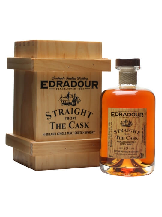 Edradour 2002 / 10 Year Old / Sherry Butt #459 Highland Whisky
