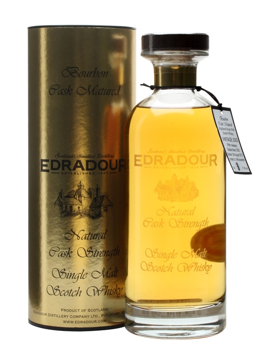 Edradour 2003 / Bourbon Cask / 5th Release Highland Whisky