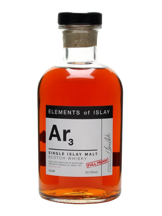 Ar3 / Elements Of Islay Islay Single Malt Scotch Whisky