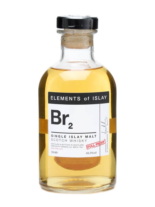 Br2 - Elements Of Islay Islay Single Malt Scotch Whisky
