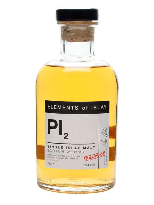 Pl2 / Elements Of Islay Islay Single Malt Scotch Whisky