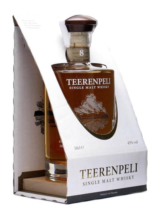 Teerenpeli 2004 / 8 Year Old Finnish Single Malt Whisky Finnish Whisky