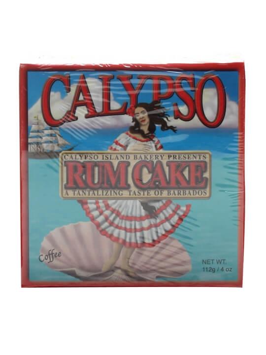 Calypso Rum Cake / Coffee / 112g