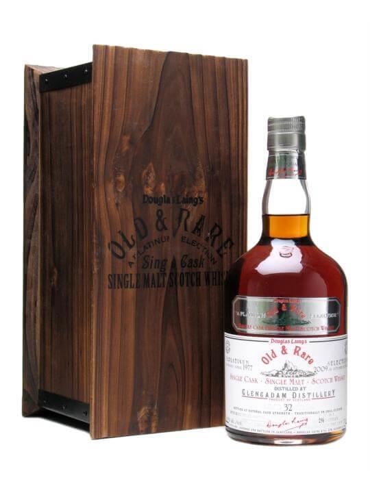 Glencadam 1977 / 32 Year Old / Sherry Cask Highland Whisky