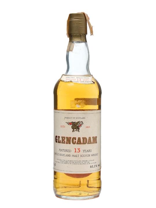 Glencadam 1974 / 13 Year Old / Gordon & Macphail Highland Whisky
