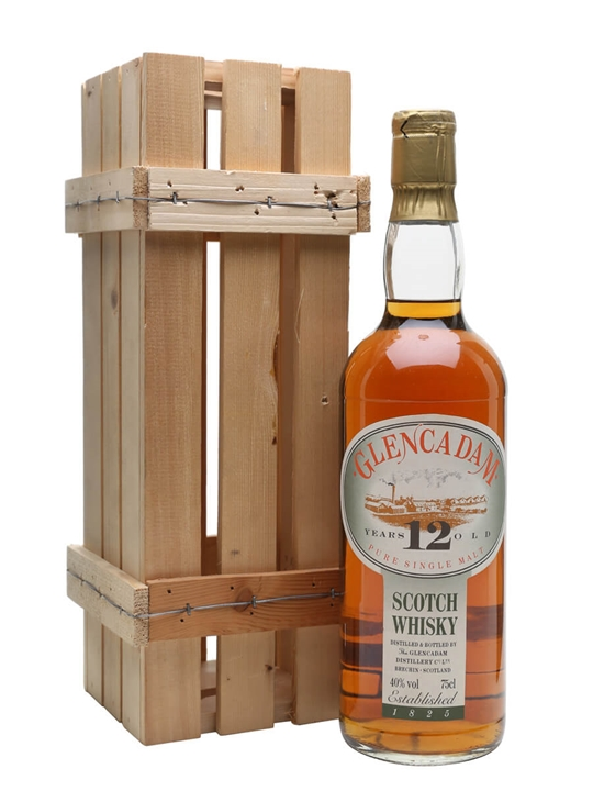Glencadam 12 Year Old / Bot.1980s Highland Single Malt Scotch Whisky