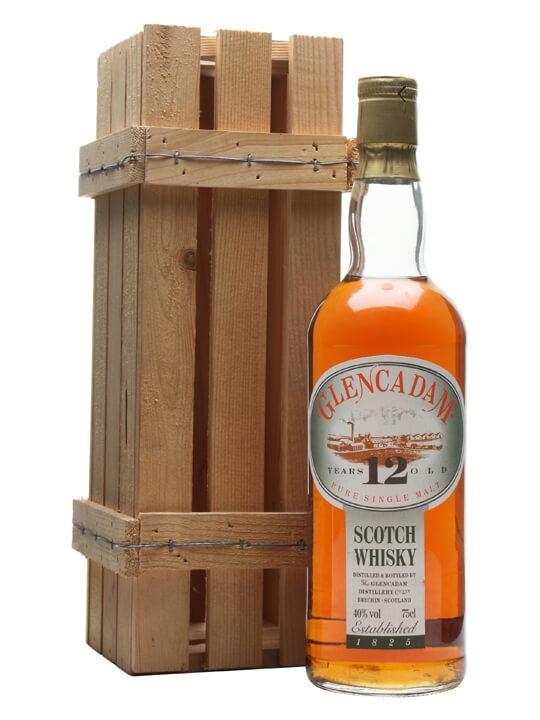 Glencadam 12 Year Old / Bot.1980s Highland Single Malt Scotch Whisky