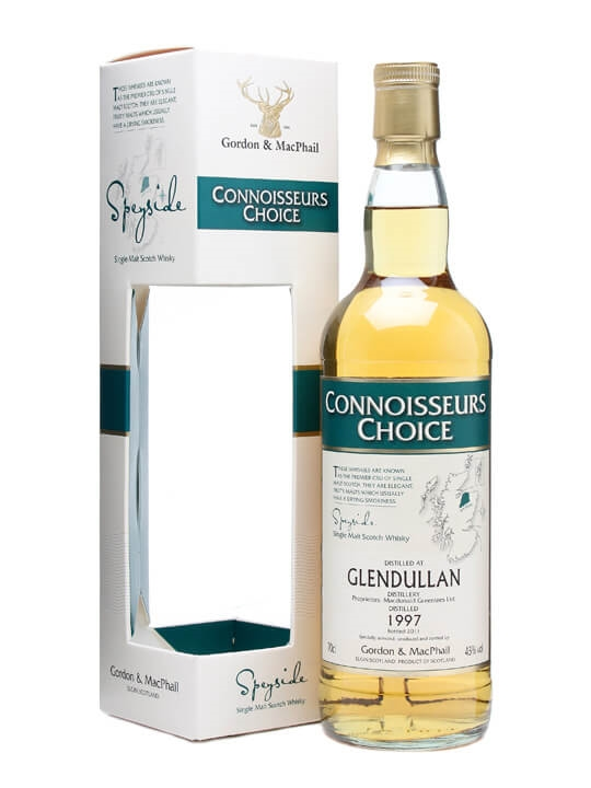 Glendullan 1997 / Connoisseurs Choice Speyside Whisky