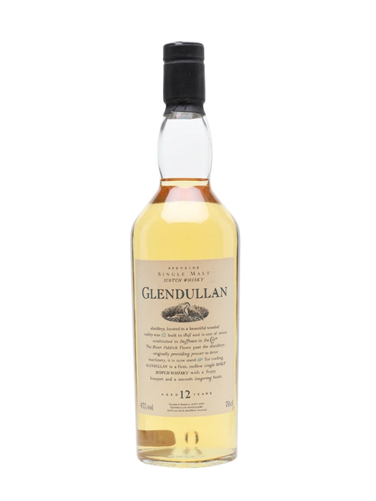 Glendullan 12 Year Old Speyside Single Malt Scotch Whisky