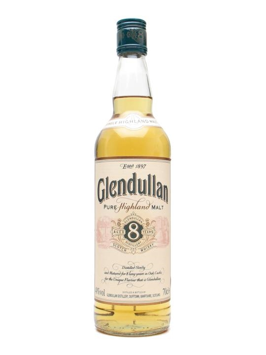 Glendullan 8 Year Old Speyside Single Malt Scotch Whisky