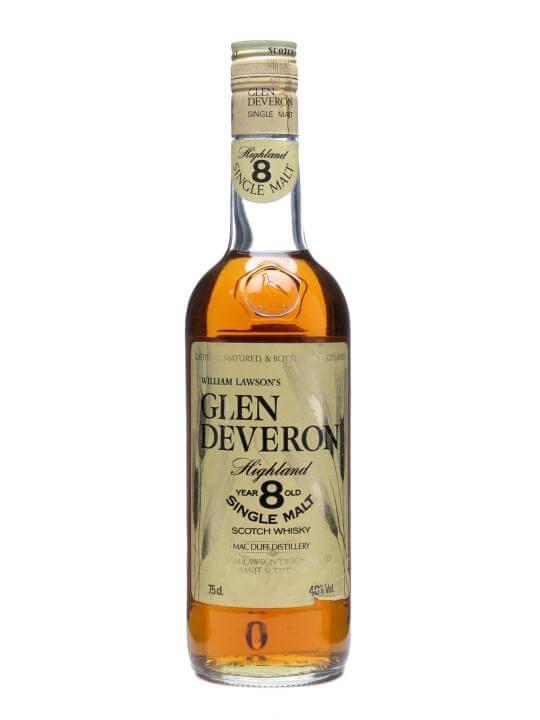 Glen Deveron 8 Year Old / Bot.1980s Highland Single Malt Scotch Whisky