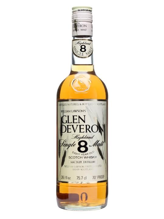 Glen Deveron 8 Year Old / Bot.1970s Highland Single Malt Scotch Whisky