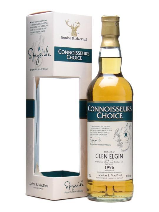 Glen Elgin 1996 / Connoisseurs Choice Speyside Whisky