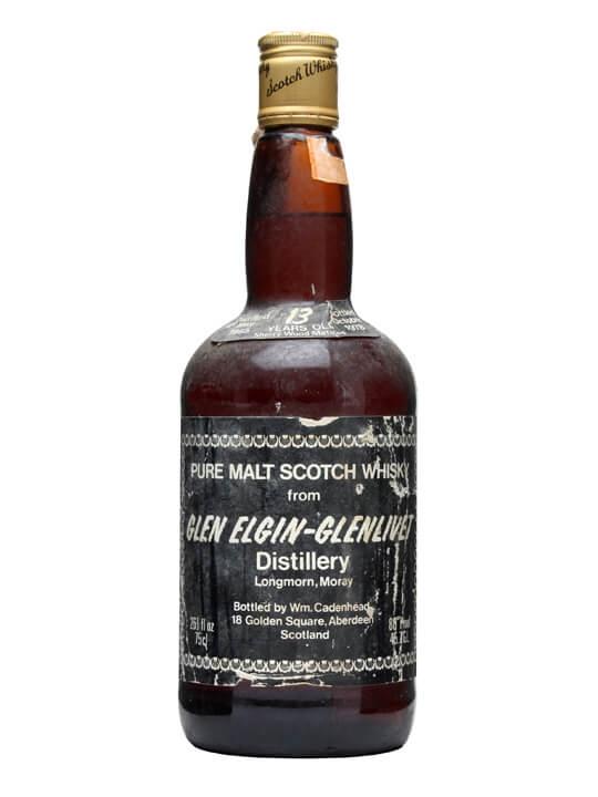 Glen Elgin-glenlivet 1965 / 13 Year Old Speyside Whisky
