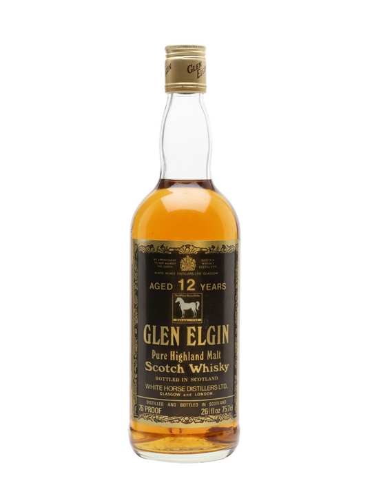 Glen Elgin 12 Year Old / Bot.1970s Speyside Single Malt Scotch Whisky