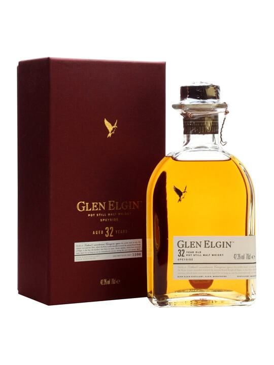 Glen Elgin 1971 / 32 Year Old Speyside Single Malt Scotch Whisky
