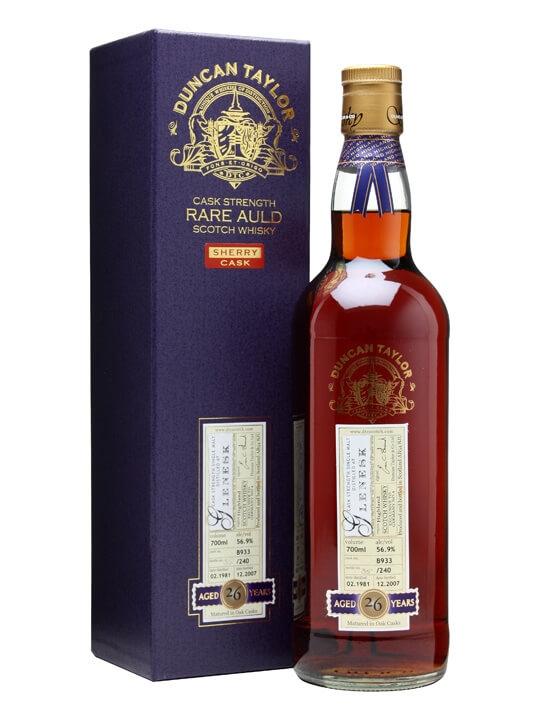 Glenesk 1981 / 26 Year Old / Sherry Cask #933 Highland Whisky