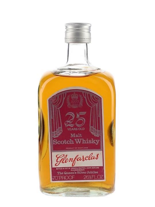 Glenfarclas Silver Jubilee 25 Year Old Speyside Whisky
