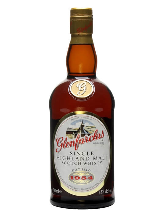 Glenfarclas 1954 / 46 Year Old Speyside Single Malt Scotch Whisky