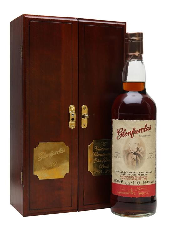 Glenfarclas 1955 / 50 Year Old / Sherry Cask Speyside Whisky