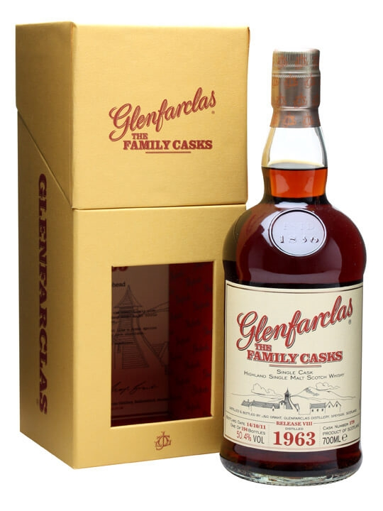 Glenfarclas 1963 / Family Cask Viii Speyside Single Malt Scotch Whisky
