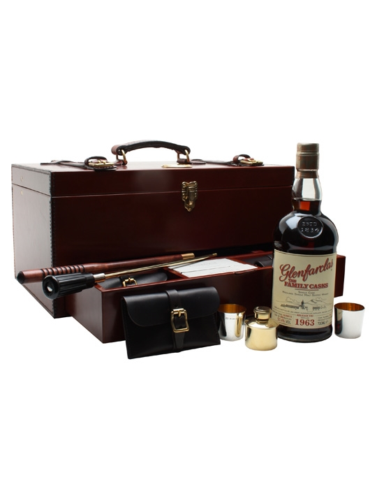 Glenfarclas 1963 / William & Son Rifle Shotgun Cleaning Kit Speyside Whisky