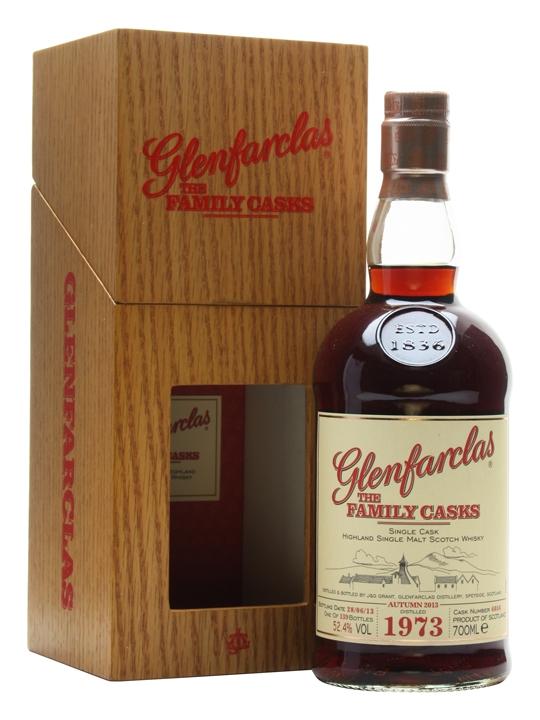 Glenfarclas 1973 / Family Casks / Sherry Cask 6056 Speyside Whisky