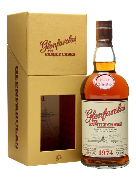Glenfarclas 1974 / Sherry Cask / The Family Casks Speyside Whisky