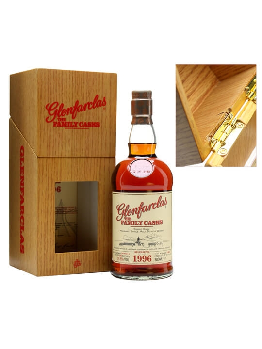 Glenfarclas 1996 / Family Casks Vii / Sherry Butt 1306 Speyside Whisky