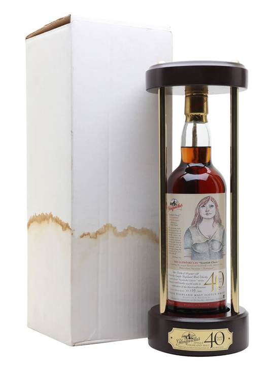 Glenfarclas 40 Year Old (millennium Edition) Speyside Whisky
