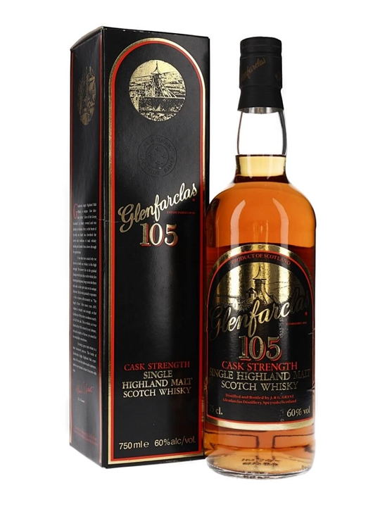 Glenfarclas 105° / Bot.1980s Speyside Single Malt Scotch Whisky