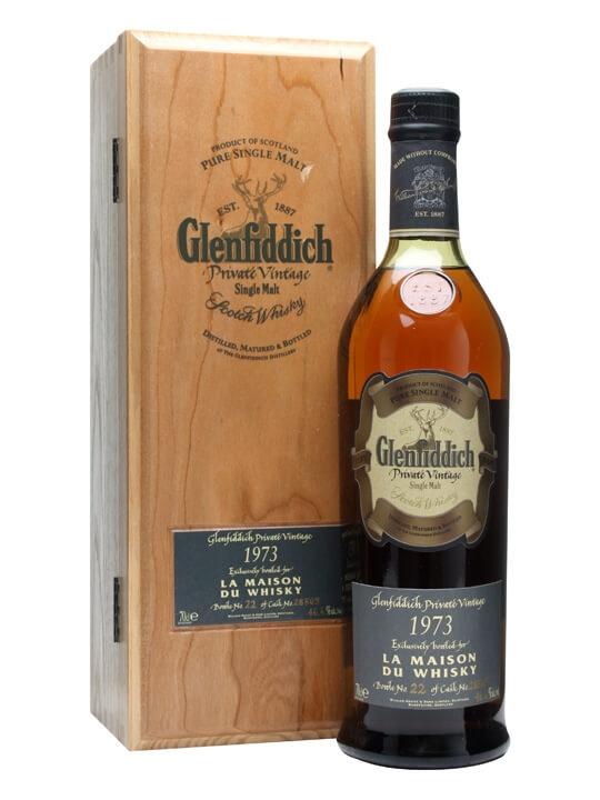 Glenfiddich 1973 / Cask #28563 Speyside Single Malt Scotch Whisky