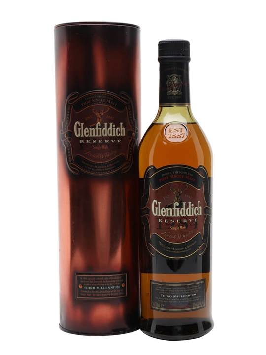 Glenfiddich 1984 Reserve Speyside Single Malt Scotch Whisky