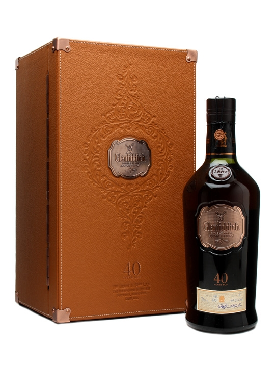Glenfiddich 40 Year Old / Bot.2011 Speyside Single Malt Scotch Whisky